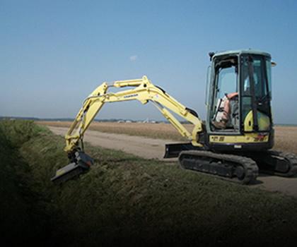G B  Equipments   Canadian Distributor of FAE Mulchers